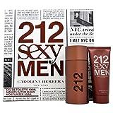 Carolina Herrera 212 Sexy 2 Piece Gift Set for Men