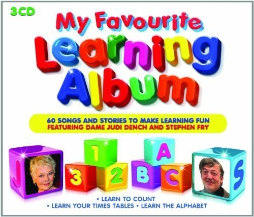 Price comparison product image My Favourite Learning Album