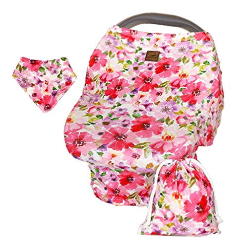 Baby Car Seat Cover, Nursing Cover for Breastfeeding Moms, G