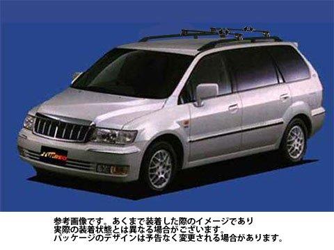 システムキャリア シャリオグランディス 型式 N84W N86W SG マルチ 単体積 1台分 タフレック TUFREQ B06Y1552JF
