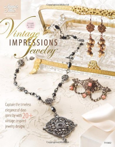 Vintage Impressions Jewellery of Terry Ricioli on 16 March 2012