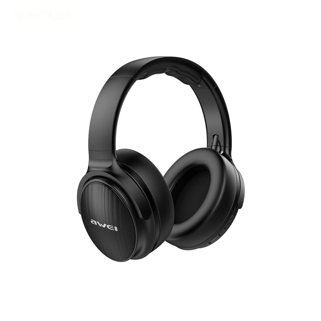 Wireless Headphones Foldable Portable Bluetooth Headset Noise Cancelling Over Ear with Microphone Multipoint Connection Fast Charging Headband Earphones for Listening,Watching Movie,Chatting