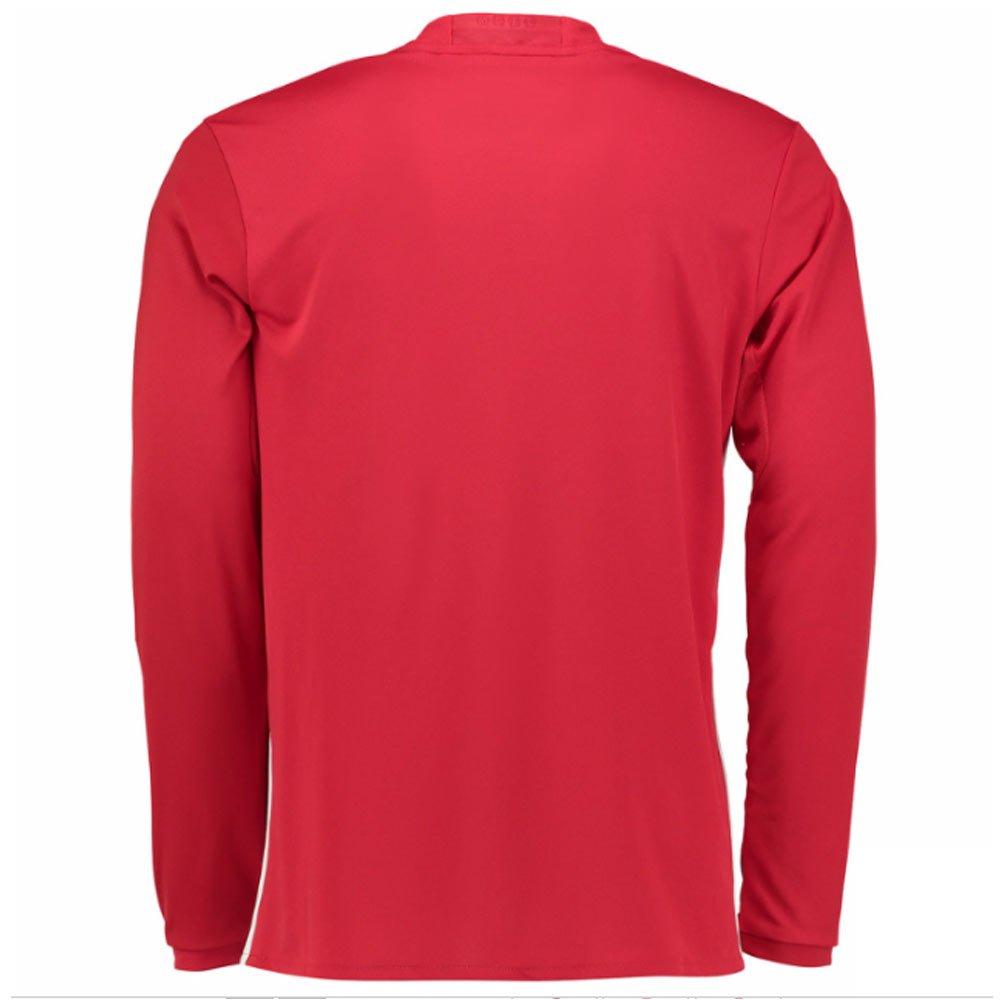 2016-17 Man United Home Long Sleeve Football Football Football Soccer T-Shirt Trikot (Wayne Rooney 10) 5362bc
