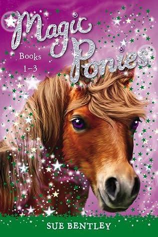book cover of Magic Ponies