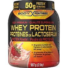 Body Fortress 100% Premium Whey Protein Strawberry