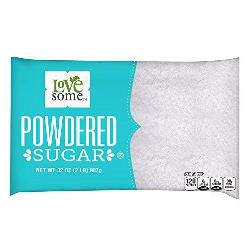 - Lovesome Powdered Sugar, 2 Pound