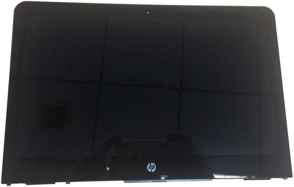 "JYLTK New Genuine 13.3"" HD (1366x768) LCD Screen Display + Touch Digitizer + Bezel Fame + Touch Control Board Assembly 856018-001 for HP Pavilion X360 M3-U 13-U M3-U101DX M3-U001DX"