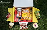 Mystery Box-Deluxe Asian Snack Box(Korean snacks,Japanese snacks,Chinese snacks,Thailand snacks,sweet & salty & spicy snacks for meeting,party,office,Family,geek,gamer,comic nerds, best snackbox)