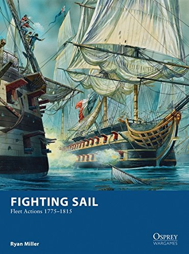 Fighting Sail: Fleet Actions 1775–1815 (Osprey (Osprey Collection)