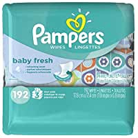 Pampers\x20Baby\x20Fresh\x20Wipes\x203x\x20Travel\x20Pack,\x20192\x20Count