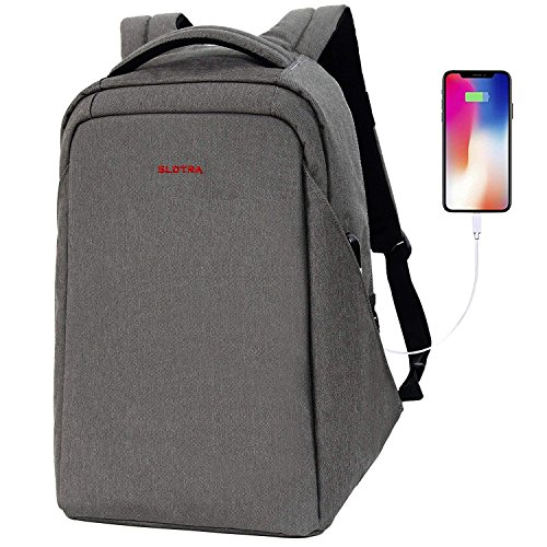 e45c3c2de9 Laptop Backpack Anti Theft and Slim Lightweight Design