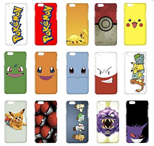 carcasa pokemon iphone
