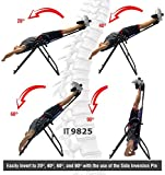 Body Vision IT9825 Premium Inversion Table with