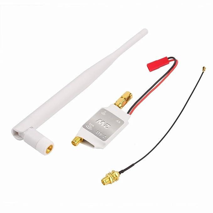 Amplificador Amplificador de señal 2.4G para dji Phantom Transmisor FPV Ampliar Gama: Amazon.es: Electrónica