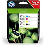 HP 903XL 21.5ml Black 825pages ink cartridge - Ink Cartridges (Black, HP, HP OfficeJet 6950 HP OfficeJet Pro 6960 HP OfficeJet Pro 6970, Thermal inkjet, High (XL) Yield, 21.5 ml)