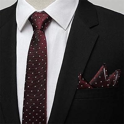 Easy Go Shopping Textiles Corbatas para Hombres Flores Ideal para ...