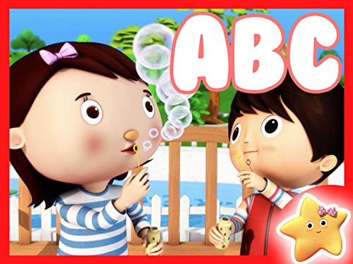 ABC Bubbles by Little Baby Bum - ABC Song for Kids