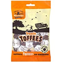 Walkers ' Nonsuch Treacle Toffees 150G Case of 12