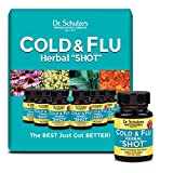 Dr. Schulze's Herbal''Shot'' | Organic Extract | Gluten-Free & Non-GMO for Immune System Support