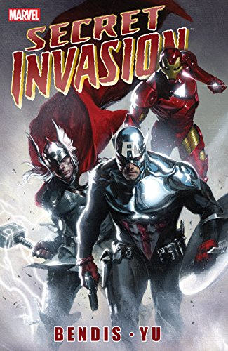 Secret Invasion by [Bendis, Brian Michael]