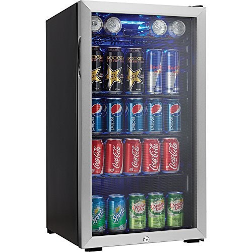 Danby 120 Beverage can Beverage Center - DBC120BLS image