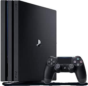 جهاز سوني Playstation 4 Pro سعة 1 تيرا (اسود)