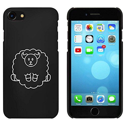 Noir 'Mouton' étui / housse pour iPhone 7 (MC00082273)