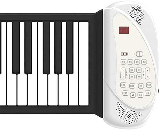 TD Roll Up Electronic Piano 88 Tecla Piano De Teclado ...