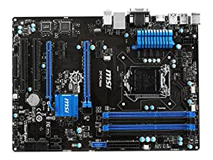 MSI Intel Z97 LGA 1150 DDR3 USB 3.1 ATX Motherboard (Z97 PC Mate)