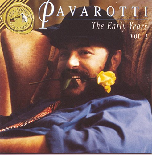 Price comparison product image Pavarotti - The Early Years Vol. 2