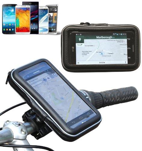 (Navitech Cycle / Bike / Bicycle & Motorbike Waterproof holder Mount & Case For The Google Nexus 4 / Google Nexus 5)