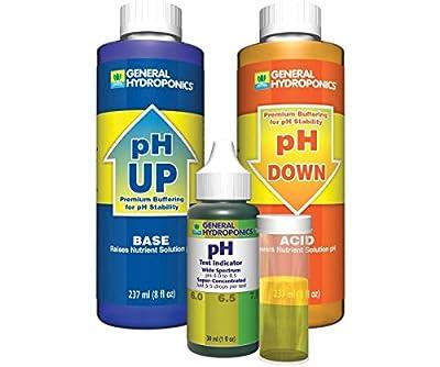 General Hydroponics GH1514 General Hydroponics Ph Control Kit
