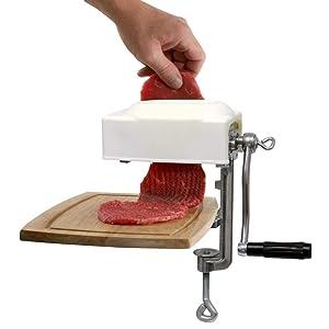 Commercial Meat Tenderizer Cuber Heavy Duty Steak Flatten Hobart Kitchen Tool by Tripple3Vee