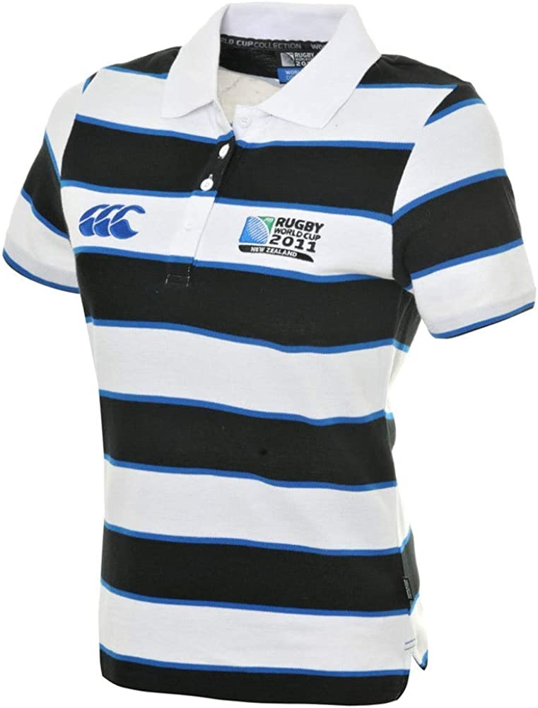 CCC New Zealand Warriors Street Wear Rugby Polo Shirt