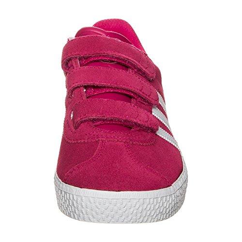 ... Rose Unisexe Enfants 2 Adidas Gazelle Formateurs q7Ovvf ...