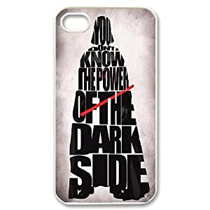 Custom High Quality WUCHAOGUI Phone case Star Wars Pattern Protective Case For Iphone 4 4S case cover - Case-6