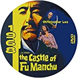 The Castle of Fu Manchu (1969) Classic Sci-fi and Horror Movie DVD-R