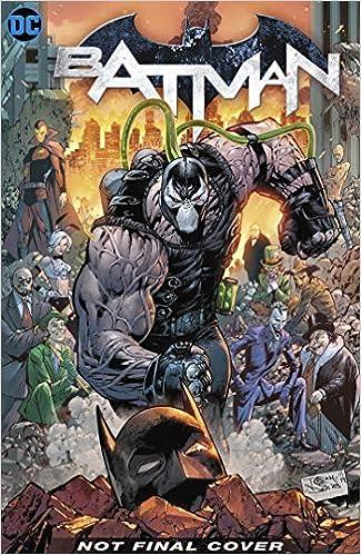 Best Comics 2020.Amazon Com Batman Vol 12 City Of Bane Part 1