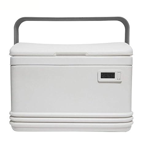 WLNKJ Refrigerador Portátil para Acampar, Caja De Mantenimiento ...