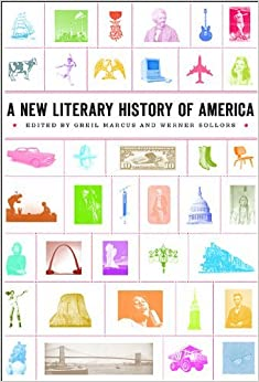 New Literary History of America (Harvard University Press Reference Library) by Greil Marcus (2012-05-01)