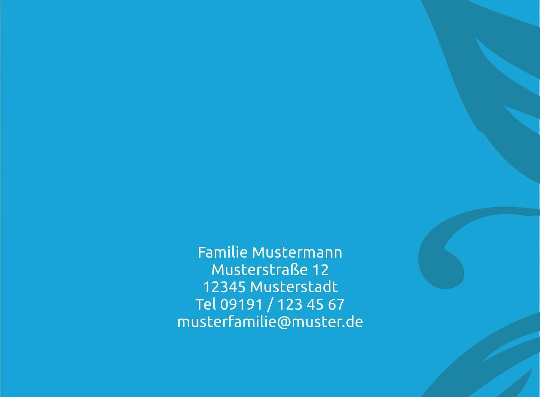 Kartenparadies Geburtskarte Babykarte Blaume, hochwertige hochwertige hochwertige Babykarte zur Geburt inklusive Umschläge   20 Karten - (Format  148x105 mm) Farbe  DunkelGrün B01MZFPVTX | Für Ihre Wahl  | Genialität  | Kompletter Spezifikationsbereich  1c1542