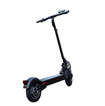 Amazon.com: LHY Riding - Patinete eléctrico plegable para ...