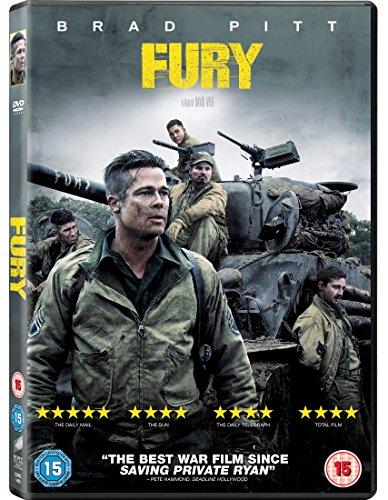 2014 Brad - Fury [DVD] [2014]