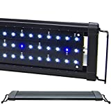 Beamswork LED 1W HI Lumen Aquarium Light Marine FOWLR Cichlid (DHL 72'')
