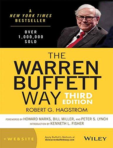 The Warren Buffett Way: +Website, 3rd ed. ebook