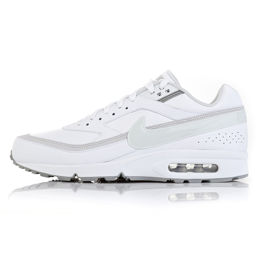 site réputé b0d09 5cfad Nike Air Max Classic BW trainers white UK 8.5 US 9.5: Amazon ...