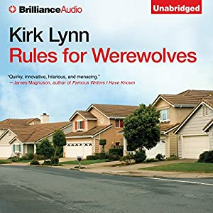 Rules for Werewolves Audiobook