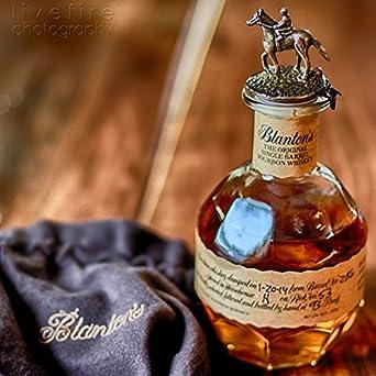Blanton Bourbon Original Whiskey (1 x 0,7 l): Amazon.es: Alimentación y bebidas