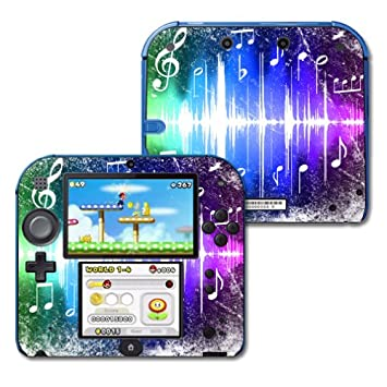 Amazon.com: MightySkins Skin For Nintendo 2DS - Music Man ...