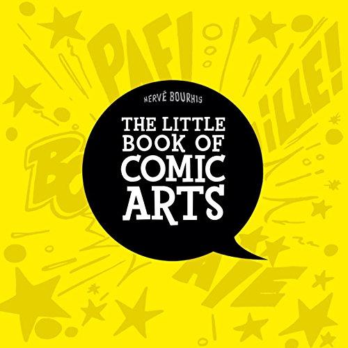 Golden Superhero Costume (The Little Book of Comic Arts)